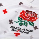 England 7s 2014/15 Home Pro Rugby Shirt