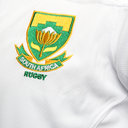 South Africa Springboks 2014/15 Alternate Pro S/S Rugby Shirt