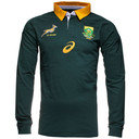 South Africa Springboks 2014/15 Off Field L/S Polo Shirt