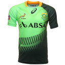 South Africa Springboks 7s 2014/15 Home Pro Rugby Shirt