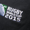 RWC 2015 No.8 Plain Polo Shirt