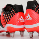 adipower Kakari Wide Fit SG Rugby Boots