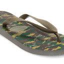 Havaianas Top Camuflada Flip Flops