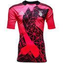 Stade Francais Alternate 2014/15 Replica S/S Rugby Shirt