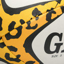 Zenon Ltd Edition Rugby Training Ball Leopard