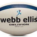 Oblivion Match Rugby Ball