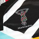Harlequins 2014/15 Kids Alternate S/S Replica Rugby Shirt