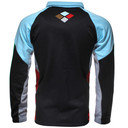 Harlequins 2014/15 Players Performance Full Zip Rugby Fleece Jacket