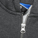 Bath 2014/15 Kids Players Travel Leisure Hooded Rugby Sweat Grey