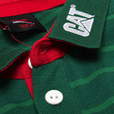 Leicester Tigers Home 2014/15 Ladies S/S Classic Rugby Shirt