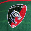 Leicester Tigers Home 2014/15 Players Test S/S Rugby Shirt