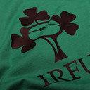 Ireland IRFU 2014/15 Kids Cotton Graphic Rugby T-Shirt