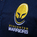 Worcester Warriors 2014/15 Players Technical Rugby Polo Shirt