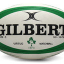 Virtuo Ireland Match Rugby Ball