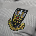 Northampton Saints 2014/15 Players Media Rugby Polo Shirt