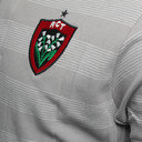 Toulon 2014/15 Players Media Stripe Rugby Polo Shirt