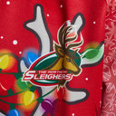 The Northern Sleighers Kids Christmas 2018 Rugby Shirt
