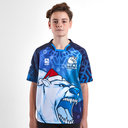 Bear Humbugs Kids Christmas 2018 Rugby Shirt
