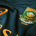 South Africa Springboks 2014/15 Youth Home Replica S/S Rugby Shirt