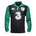 Ireland IRFU 2015/16 Alternate Classic L/S Rugby Shirt