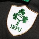 Ireland IRFU 2015/16 Alternate Kids Classic L/S Rugby Shirt