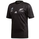 New Zealand All Blacks RWC 2019 Home S/S Rugby Shirt