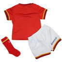 Wales WRU 2016/17 Home Infant Kit