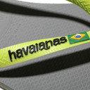 Havaianas Brazil Logo Mens Flip Flops