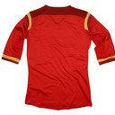 Wales WRU 2016/17 Home Ladies S/S Rugby Shirt