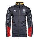 Wales WRU 2016/17 Players Rugby Presentation Jacket