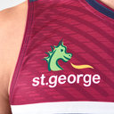 Queensland Reds 2019 Players Training Singlet Red