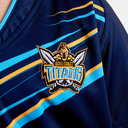 Gold Coast Titans 2019 NRL Kids Home S/S Rugby Shirt