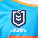 Gold Coast Titans 2019 NRL Heritage S/S Rugby Shirt