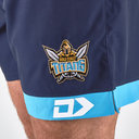 Gold Coast Titans 2019 NRL Gym Rugby Shorts
