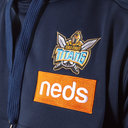 Gold Coast Titans 2019 NRL Performance Hooded Rugby Sweat