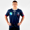 Melbourne Rebels 2019 Home Replica S/S Rugby Shirt