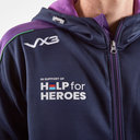 Help for Heroes Scotland 2019/20 FZ Hooded Rugby Sweat
