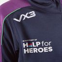 Help for Heroes Scotland 2019/20 Kids FZ Hooded Rugby Sweat