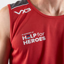 Help for Heroes Wales 2019/20 Rugby Vest