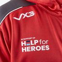 Help for Heroes Wales 2019/20 FZ Hooded Rugby Sweat