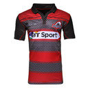 Edinburgh 2015/16 Home S/S Replica Rugby Shirt
