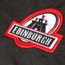 Edinburgh 2016/17 Players Full Zip Shower Proof Rugby Jacket