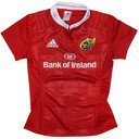 Munster 2015/16 Ladies Home S/S Replica Rugby Shirt