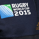 Italy RWC 2015 Players Media Rugby Polo Shirt