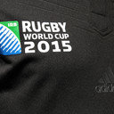 New Zealand All Blacks RWC 2015 Home S/S Test Rugby Shirt