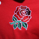 England 2015/16 Alternate Classic S/S Rugby Shirt