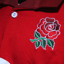 England 2015/16 Alternate Classic L/S Rugby Shirt