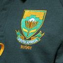 South Africa Springboks 2017/18 L/S Supporters Rugby Shirt