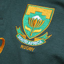South Africa Springboks 2015/16 S/S Supporters Rugby Shirt