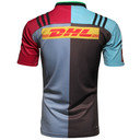 Harlequins 2015/16 Home S/S Replica Rugby Shirt